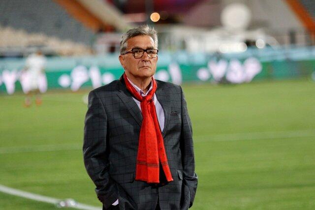 برانکو: من هنوز پیشنهاد جدی از تیم ملی دریافت نکرده ام/ در مورد مطالباتم از باشگاه پرسپولیس حرفی نمیزنم