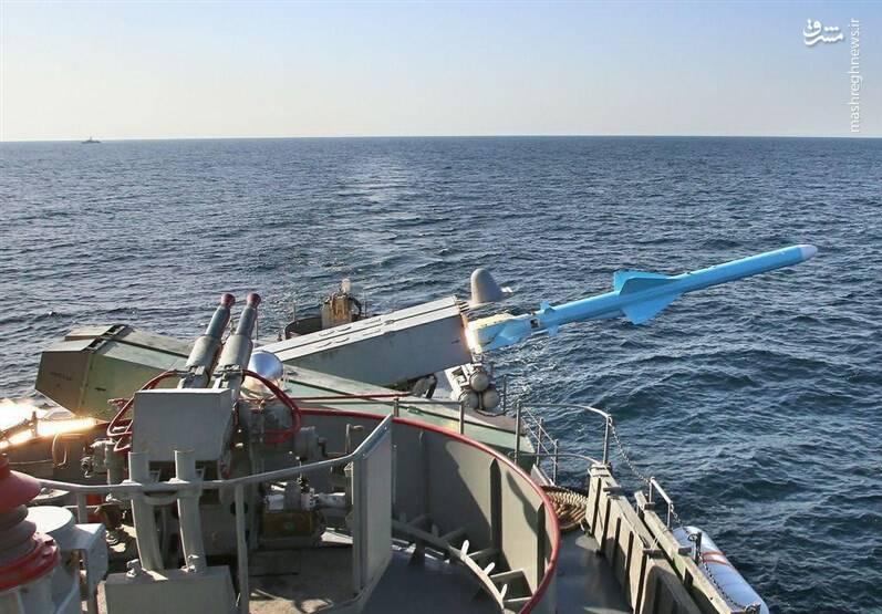 بازوی موشکی ایران در دریا با «پهپاد OTH» بلندتر شد/ افزایش دقت توپخانه نداجا با «پلیکان» + تصاویر