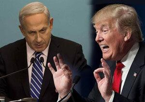 ترامپ از نتانیاهو ناامید شده است