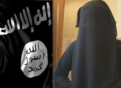 عروس داعش در دوبلین بازداشت شد