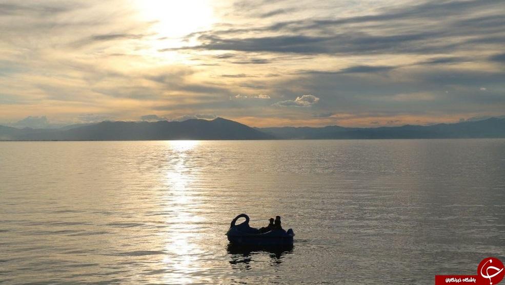 ادامه حال خوب دریاچه ارومیه نیازمند اعتبارات ملی/تا احیا زمان زیادی در پیش است