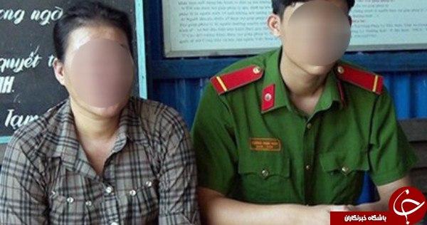 اقدام تکان دهنده زن ویتنامی برای خرید گوشی آیفون!//