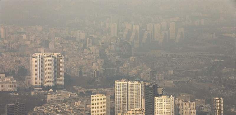 افزایش آلایندهها