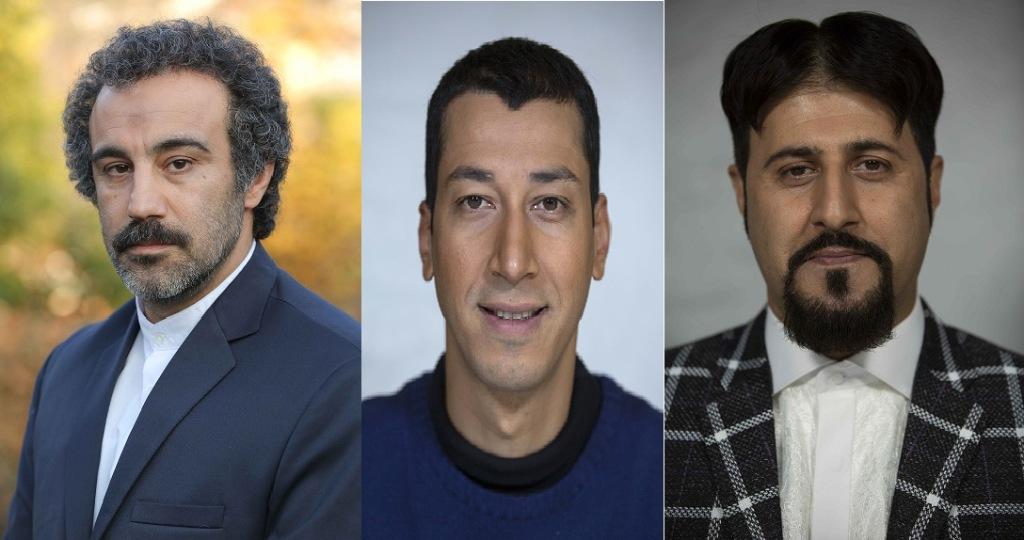 پایتخت ۶ کلید خورد/ هومن حاجی عبداللهی و احمد مهرانفر مقابل دوربین رفتند