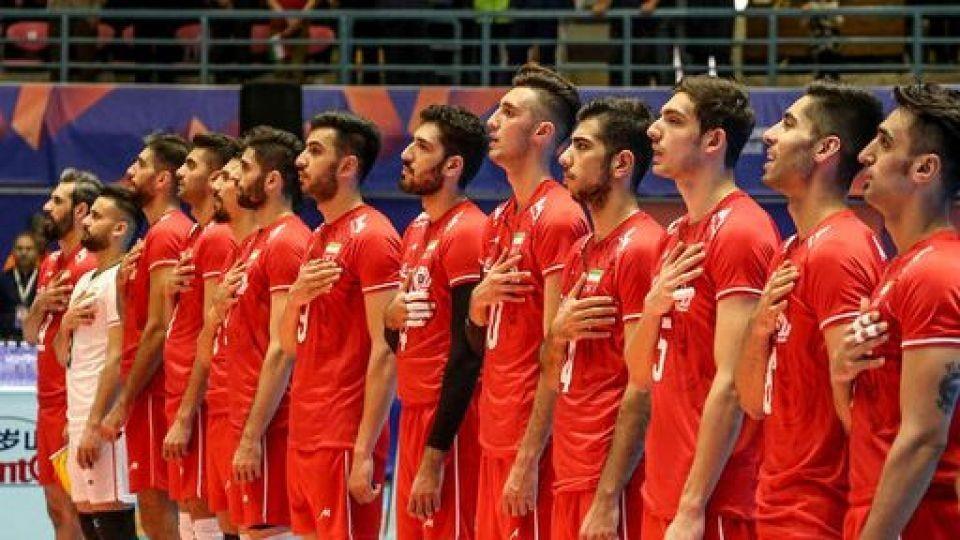 لیست بازیکنان تیم ملی والیبال ایران اعلام شد
