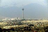 انتشار بوی نامطبوع در 7 منطقه پایتخت