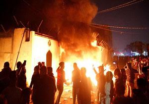 روایت یک شبکه عراقی از پشت پرده حمله به کنسولگری ایران در نجف + فیلم