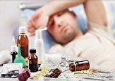 بستری 4 هزار نفر در بیمارستان به دلیل موارد مشکوک به آنفولانزا/ پرهیز از مصرف خودسرانه دارو و آنتی بیوتیک در مراحل ابتدایی بیماری آنفولانزا