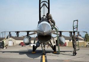 زخمی شدن خلبان اف-۱۶ آمریکایی در کره جنوبی