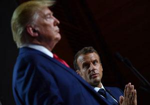 احتمال افزایش ۱۰۰ درصدی تعرفههای آمریکا علیه کالاهای فرانسه
