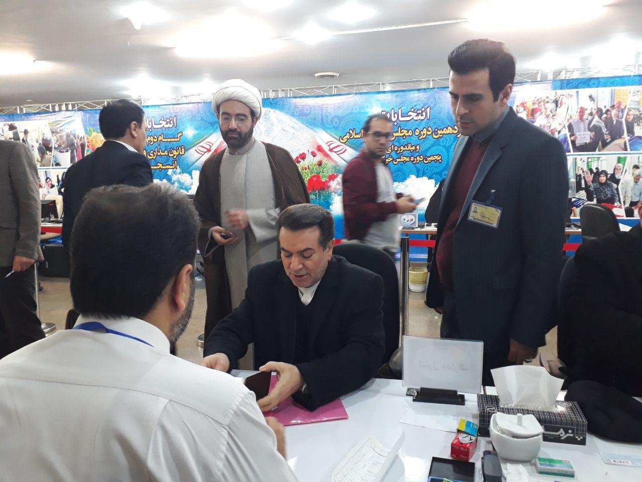 سومین روز ثبتنام از داوطلبان انتخابات مجلس یازدهم آغاز شد