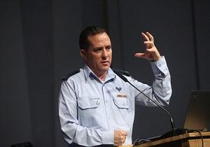 هشدار ژنرال صهیونیست نسبت به قابلیتهای موشکی غزه