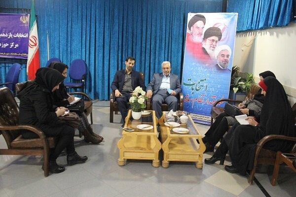 نام نویسی ۱۵ داوطلب برای نمایندگی مردم همدان و فامنین در مجلس شورای اسلامی