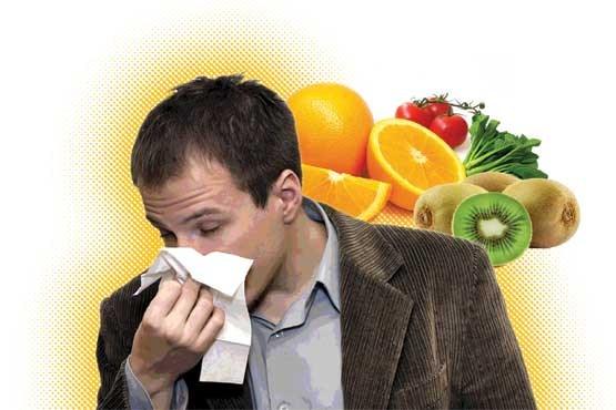 درمان آنفلوانزا با نوشیدنیها