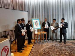 مراسم نود سالگی روابط رسمی ایران و ژاپن با حضور دکتر عراقچی