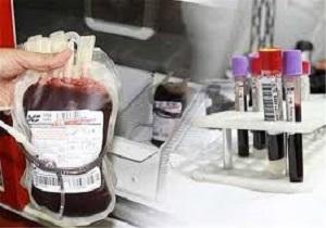 اهدا خون به نیازمندان درشهرستان تسوج