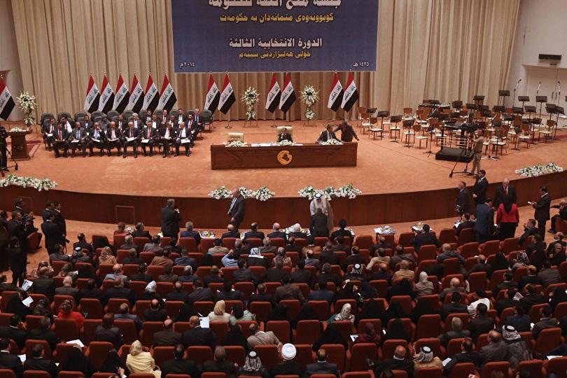 رئیس پارلمان عراق از رئیسجمهور خواست تکلیف نخستوزیر را مشخص کند