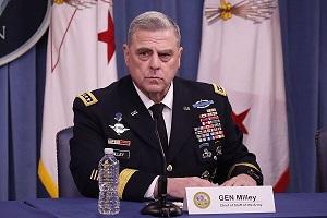 اقدام اخیر دولت چین علیه واشنگتن رئیس ستاد مشترک ارتش آمریکا را به تکاپو انداخت