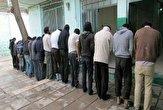 باشگاه خبرنگاران -دستگیری ۲۲ نفر از معتادان متجاهر و اخلال گران نظم و امنیت در اسفراین