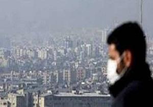علل آلودگی هوای همدان