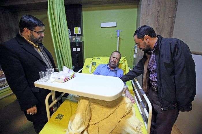 مرد ماندگار دعای سحر در بستر بیماری / همسر موسوی قهار: این روزها فقط دنبال معجزه هستیم