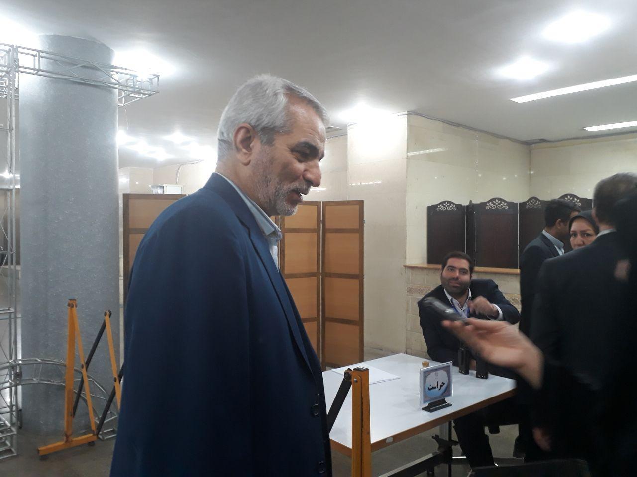 چهارمین روز ثبت نام از داوطلبان انتخابات مجلس یازدهم آغاز شد