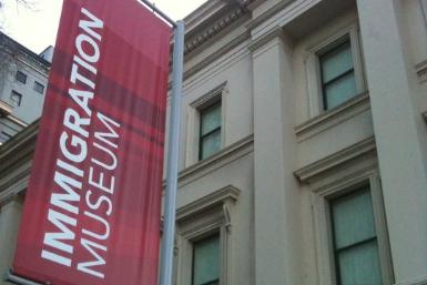 موزه مهاجرت؛ روایتی از عاقبت وزندگی افراد مهاجر
