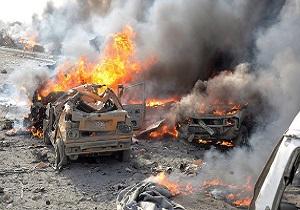 دست کم ۸ کشته و زخمی بر اثر انفجار در سوریه