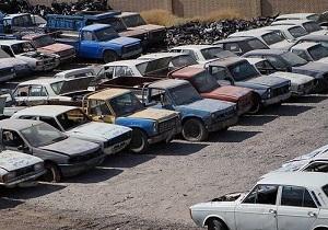 وجود ۲۹ هزار خودرو فرسوده در دستگاههای دولتی