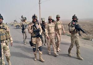حمله به منطقهای نزدیک بانک مرکزی عراق
