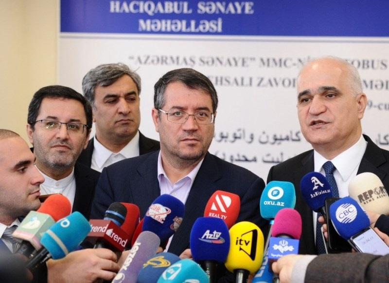 افزایش ۷۴ درصدی مبادلات ایران و آذربایجان