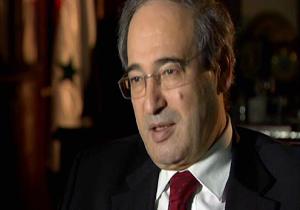 فیصل المقداد: پرونده شیمیایی بخشی از توطئهای است که علیه سوریه آغاز شده است