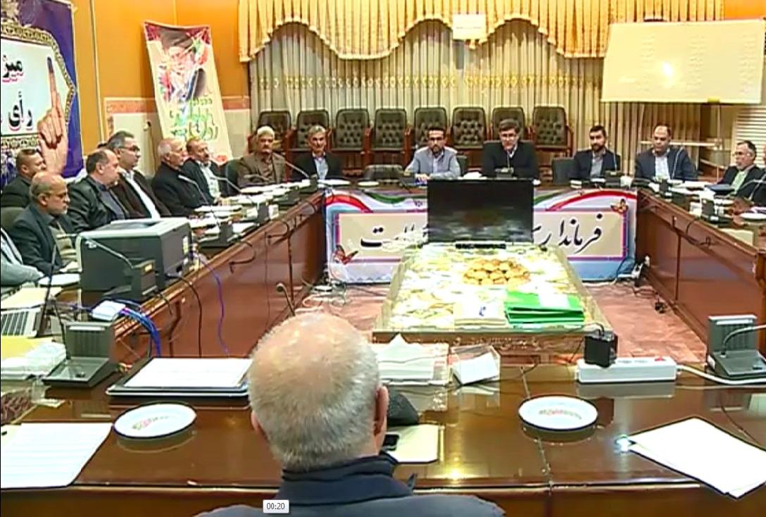 انتخاب هیئت اجرایی انتخابات مجلس در محلات