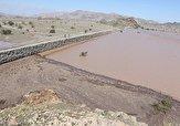باشگاه خبرنگاران -پایان ساخت سد آبخیز داری روستای دیرستان قشم