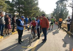 حضور پنج رکابزن چهارمحالی در مسابقات کشوری
