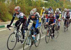 آغاز رقابتهای کشوری دوچرخهسواری جوانان در سمنان
