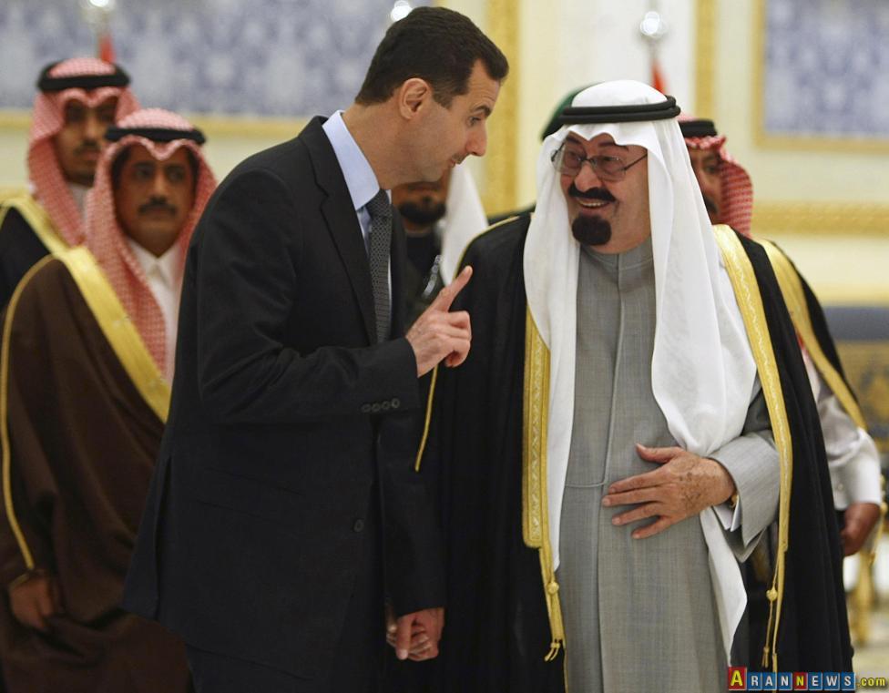 ماجرای خروج خشمگین بشار اسد از جلسه خصوصی با ملک عبدالله