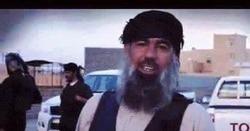 اولین تصویر از پسر عموی ابوبکر البغدادی بعد بازداشت