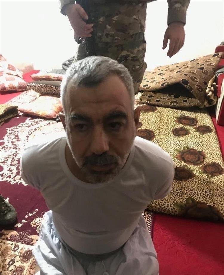 پسر عموی ابوبکر البغدادی هم دستگیر شد + عکس