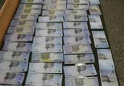 کشف بیش از ۵ میلیون ریال اسکناس جعلی در شهرستان سلطانیه