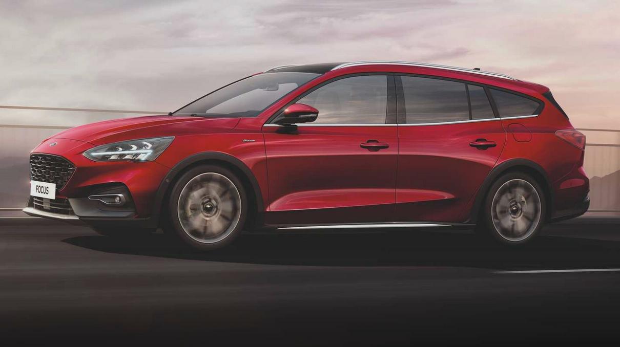 هر ۱۳۵ ثانیه یک Ford Focus به فروش میرسد