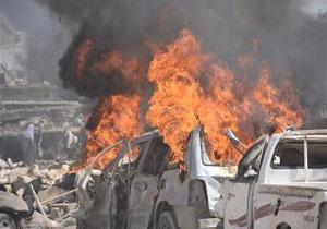 انفجار دو خودروی بمبگذاری شده در راس العین سوریه