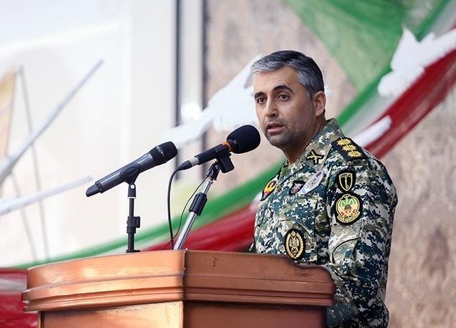 فرمانده جدید تیپ ۶۵ نوهد نیروی زمینی ارتش منصوب شد