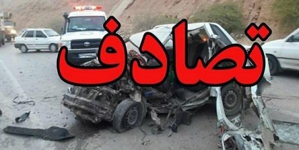 کشته شدن دو نفر در جادههای استان همدان