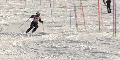 انتخاب دو اسکی باز برای اعزام به لوزان سوئیس + فیلم