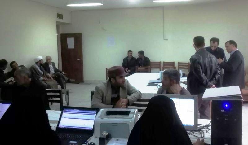 ثبت نام ۴۱ نفر در شهرستان ملایر برای نامزدی انتخابات مجلس شورای اسلامی