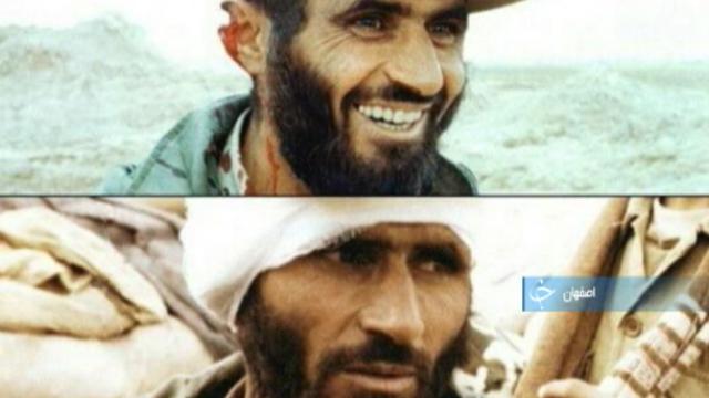 شهید تکتیراندازی که به گردان یک نفره  مشهور بود + فیلم