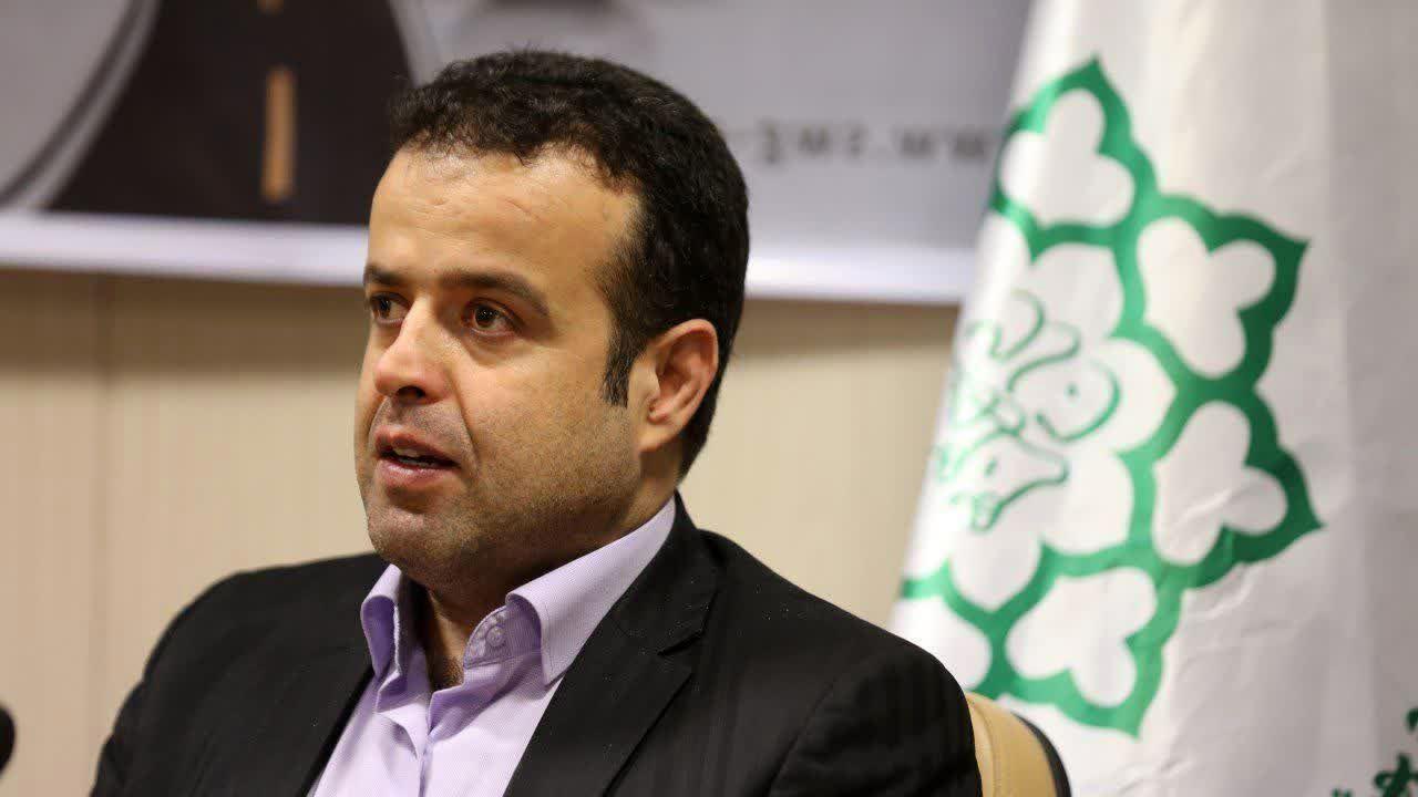 خبرنگار: کاظمی/نسبت دادن منشأ بوی تهران به آرادکوه طنز است