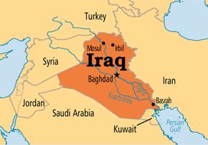 جنایت تروریستها در حق دختر ۱۹ ساله عراقی