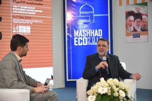 از تشکیل سازمان باز آفرینی در مشهد ۱۰۰ درصد حمایت میکنم